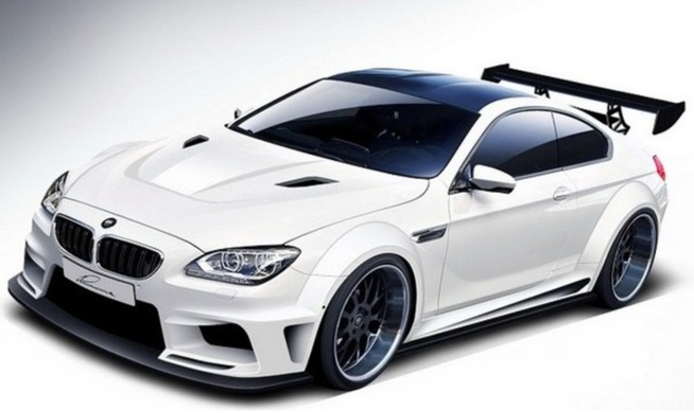 BMW M6 Coup